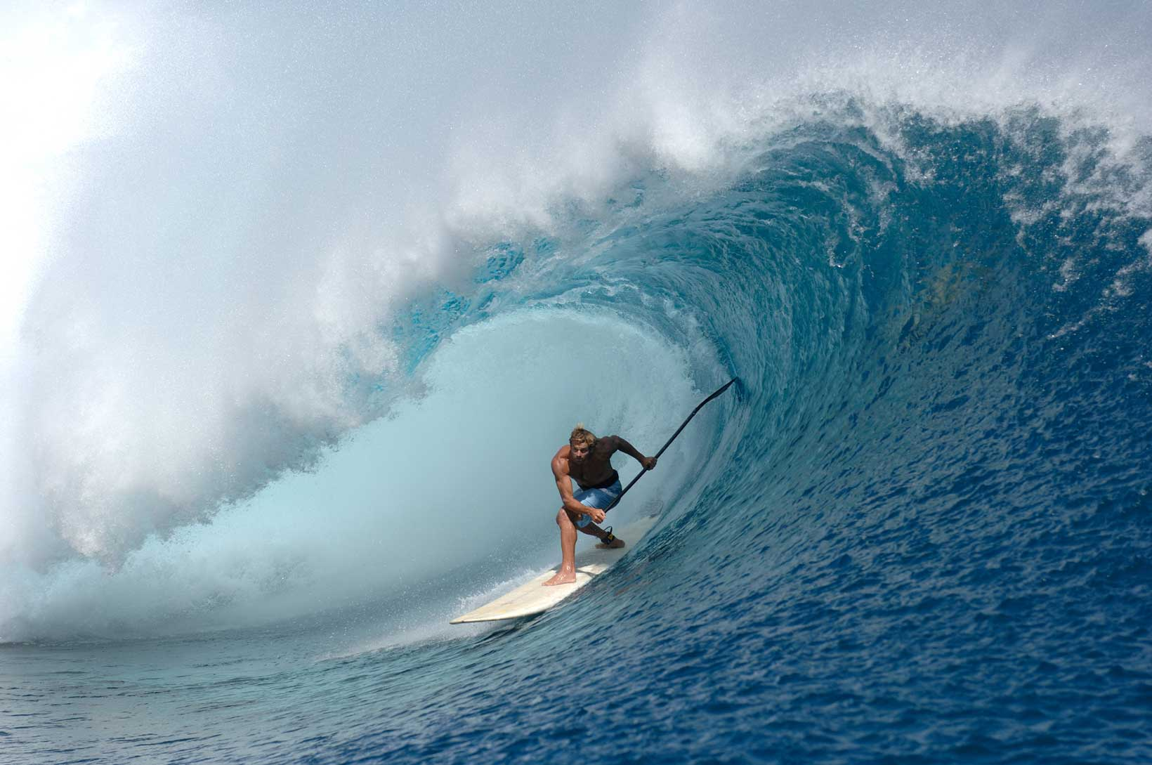 Big Surf, Laird Hamilton, Oxbow
