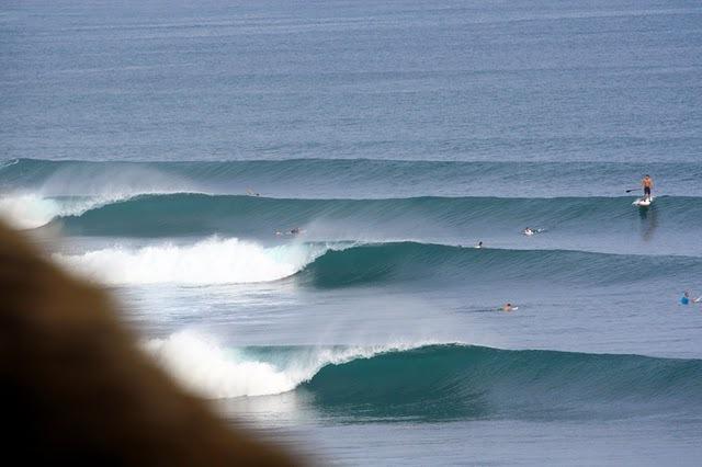 Surf Indonesia, Olas Perfectas!