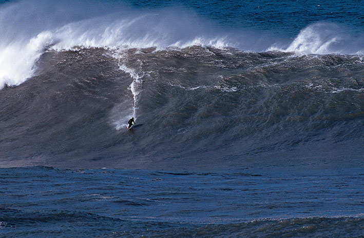 XXL, Playa Gris, Surf Big Waves