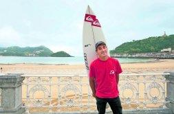 Aritz Aramburu hace historia En El Campeonato Billabong Pro Teahuppo, Tahiti