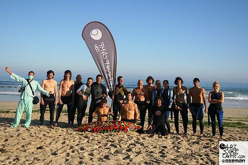 Camp 10: SurfCamp Adultos-Jóvenes En La Playa De Razo – Septiembre 2009