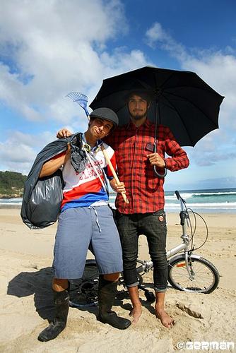 Fotoreportaje Campamento De Surf Nº1 – Verano 2009