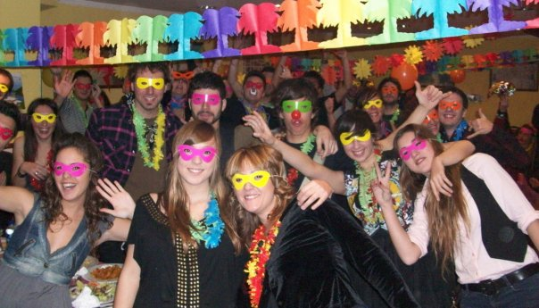 Éxito Total En La Gran Cena Sufera De Navidad En Barcelona 2009