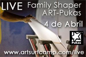 Live: Family Shaper Pukas-Art