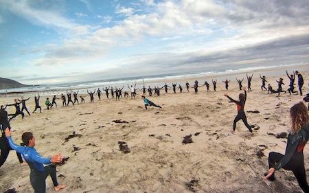 SurfCamp De Semana Santa 2012 En Artsurfcamp