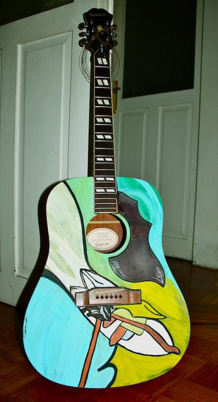 Guitarra Andy Davis