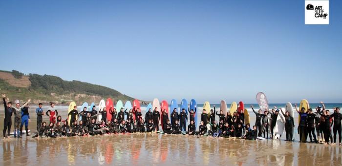 Surfcamp 1 - Junio 2013