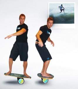 Entrenamiento funcional surf