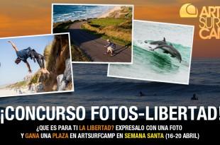 Artsurcamp: Concurso_Foto_Libertad