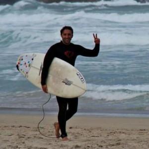 Surf Camp: Oliver de la Vega