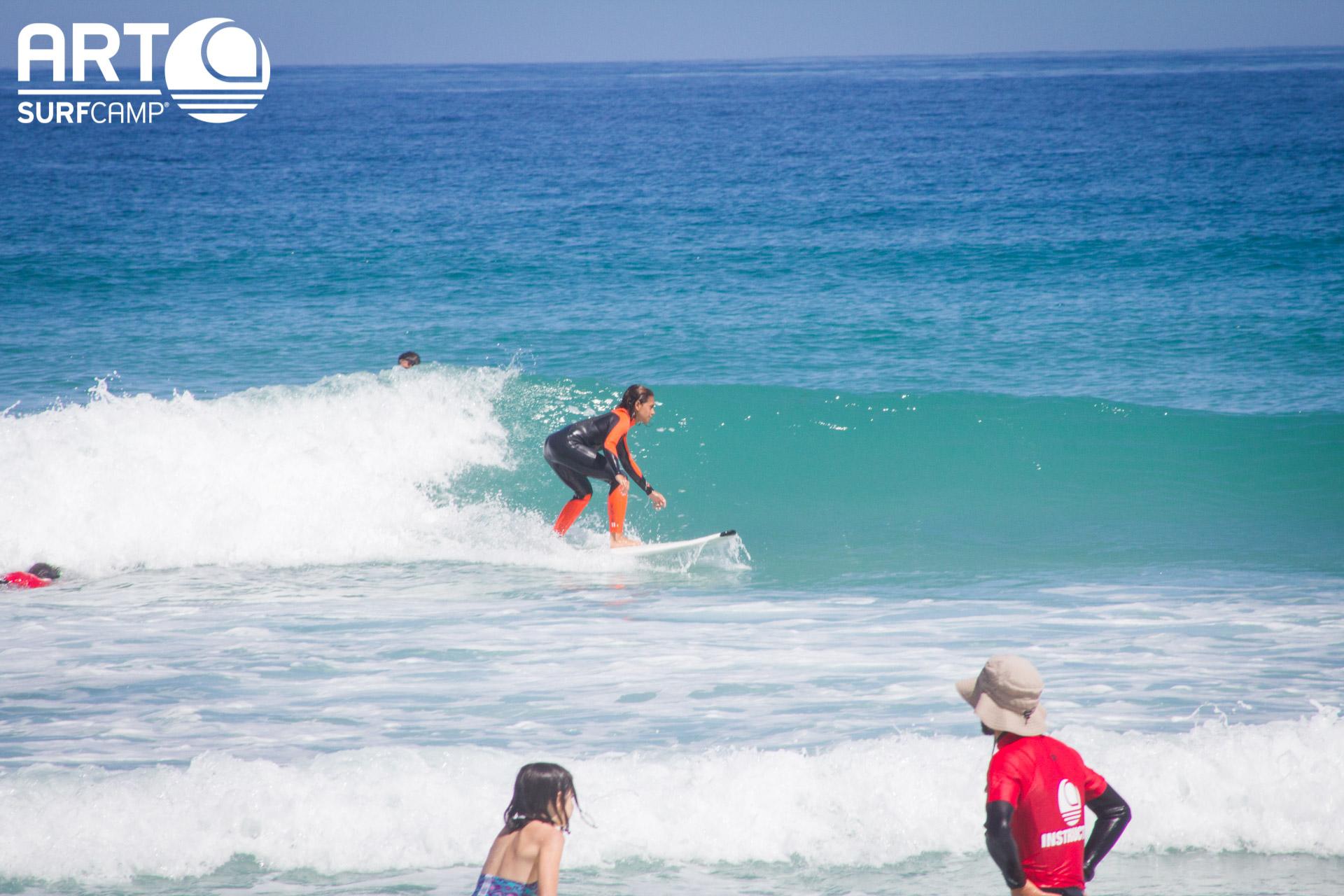 Cómo Se Mide La Altura De Una Ola En El Surf
