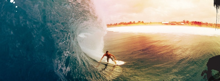 Cómo Se Puede Llegar a Vivir Del Surf