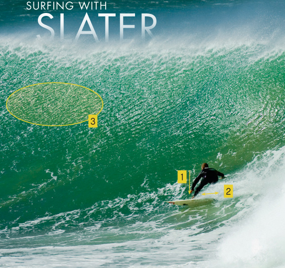 kelly Slater - surf - viento