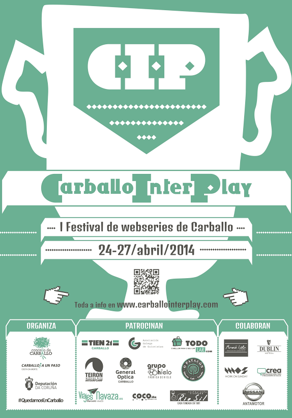 Concurso Festival Webseries Carballo Interplay