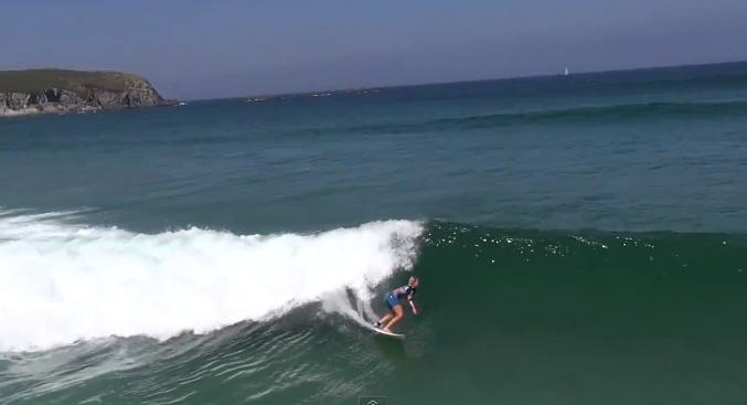 Drones Artsurfcamp surf