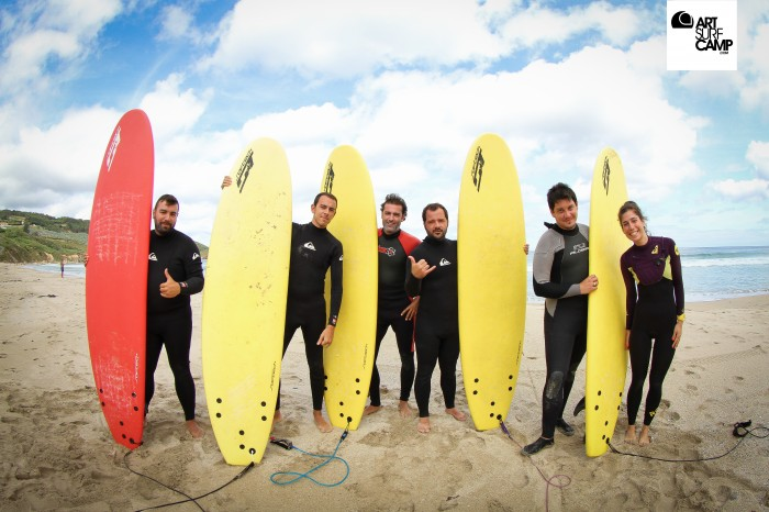 Celebrities en Artsurfcamp