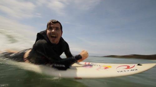 Otro Ejemplo De Superación a Través Del Surf: Barney Miller