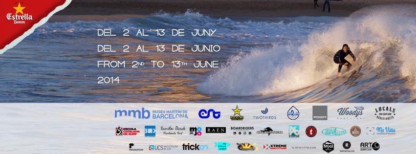 Artsurfcamp Patrocinador Del Barcelona Surf Film Festival