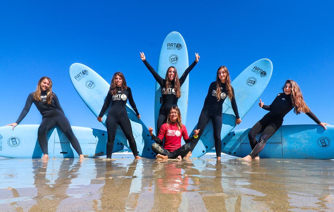 Beneficios Del Surf Para Niños y Adolescentes