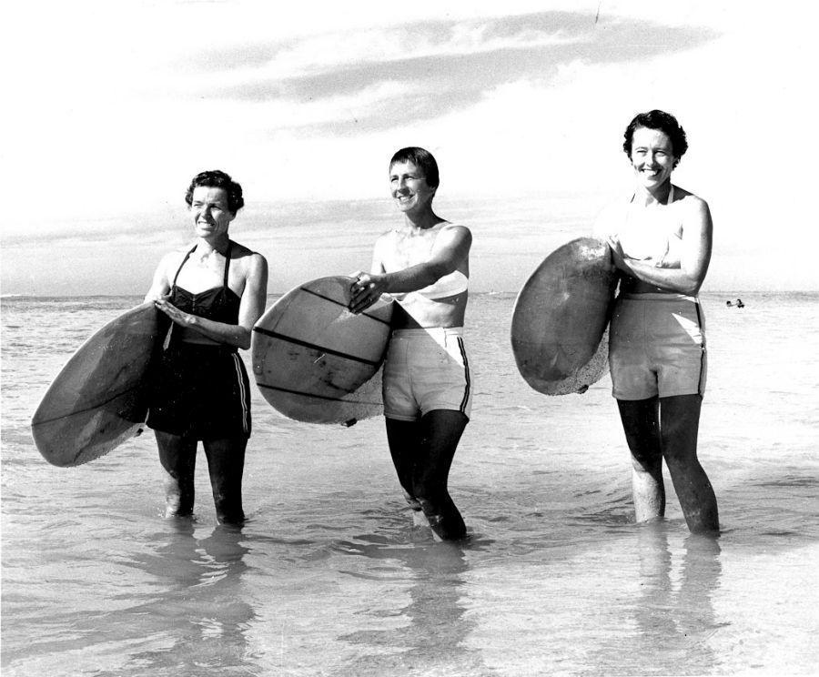 Las Mujeres Que Han Marcado La Historia Del Surf