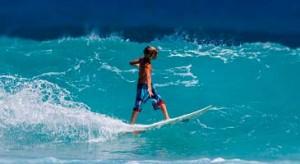 Surf cursos niños