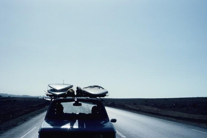 Transportar tablas surf - Artsurfcamp