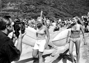 Mujeres en el surf