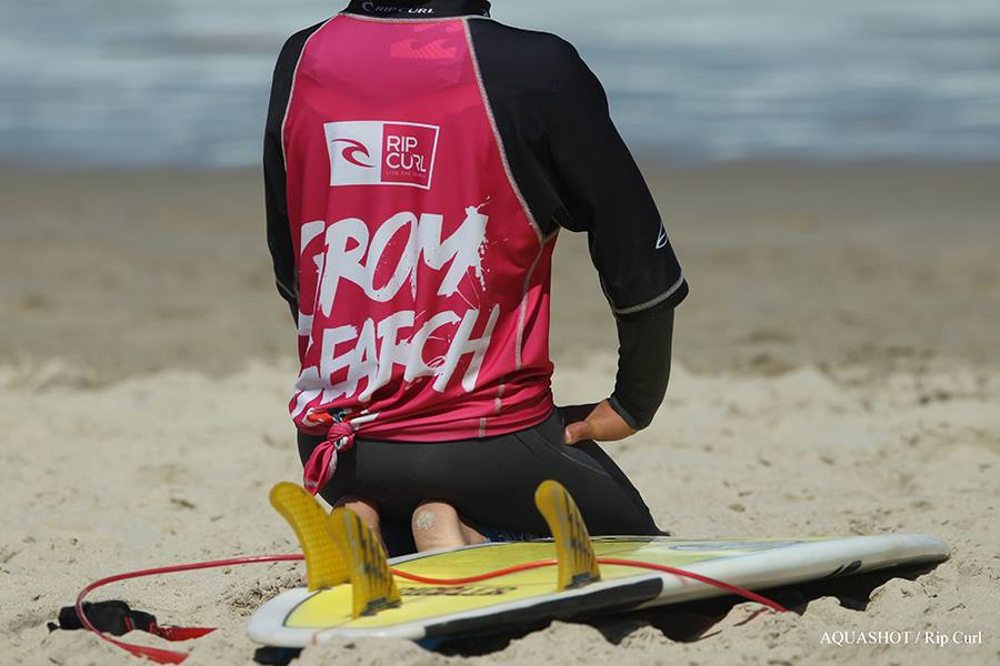 """Crónica Del """"Rip Curl Grom Search By Posca"""""""
