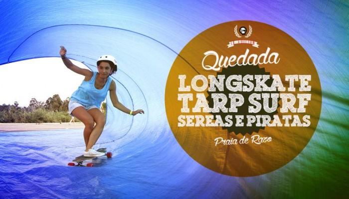 Longskate Tarp Surf Razo