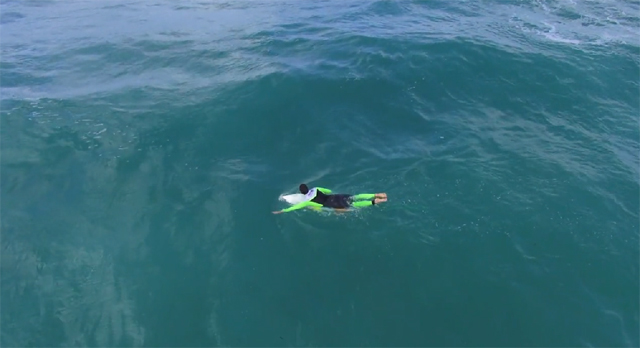Surf drone Razo