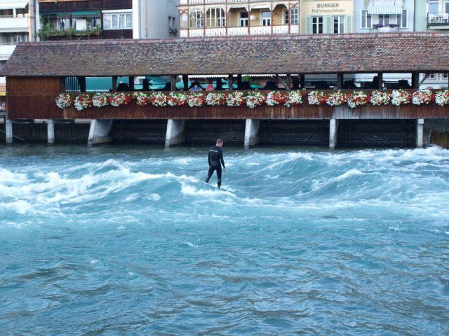 Thun surf