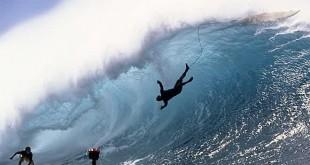Surf olas grandes
