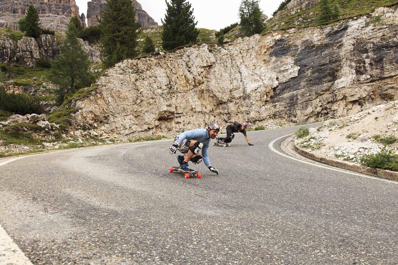 Cómo Frenar Un Skate a Gran Velocidad