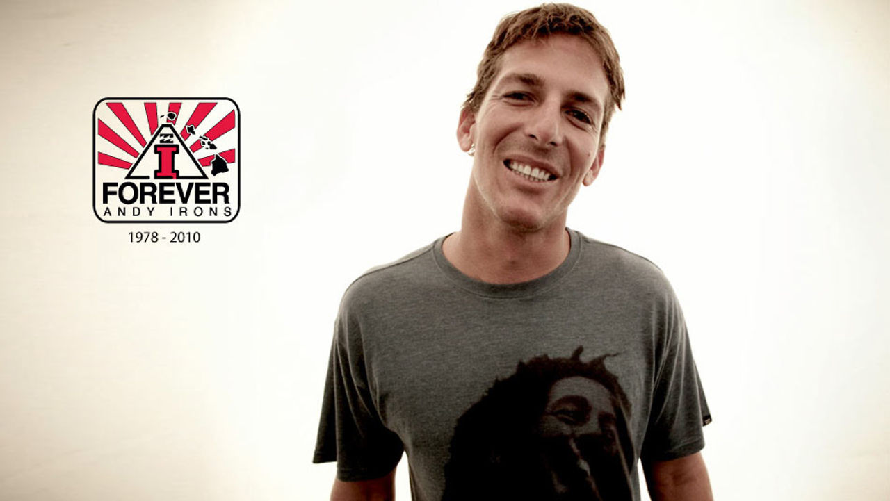 4 Años Sin Andy Irons