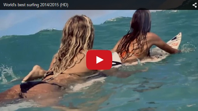 Vídeo: El Mejor Surf Del 2014