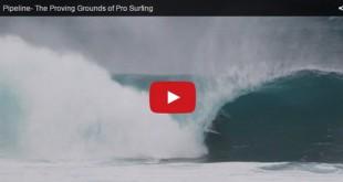 Pipeline Pro surfing