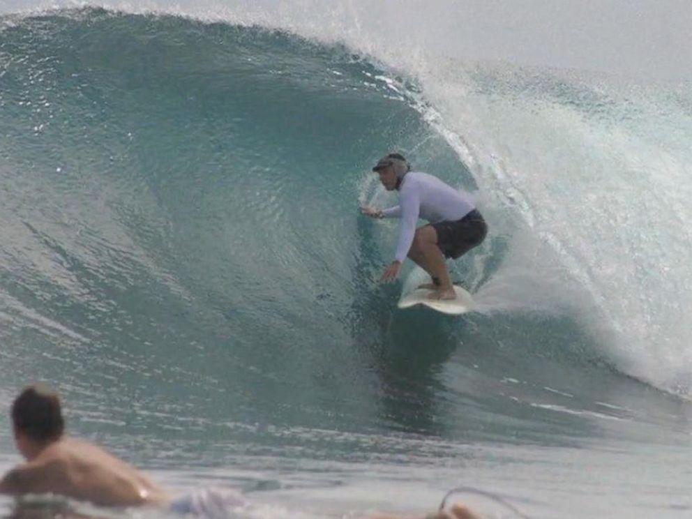 Muere Un Surfista Por La Contaminación De Las Aguas
