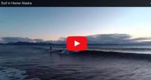 Surf en Alaska