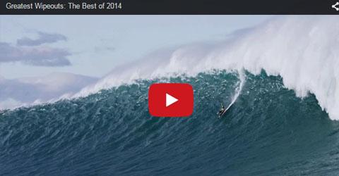 Los Wipeouts Más Espectaculares De 2014
