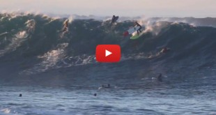 Jamie O'Brien en The Wedge