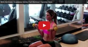 Anastasia Ashley Training