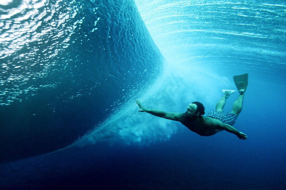 ¿Sabes Lo Qué Es El Bodysurfing?