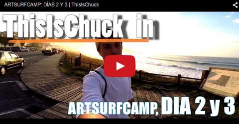 Artsurfcamp En Primera Persona: Episodio 2