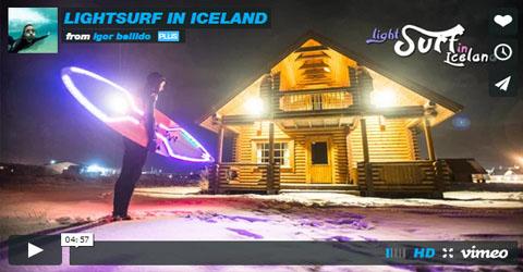 Surf en Islandia