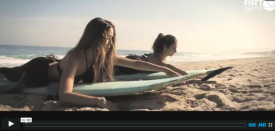 Vacaciones De Surf En Artsufcamp: Estás En La Edad