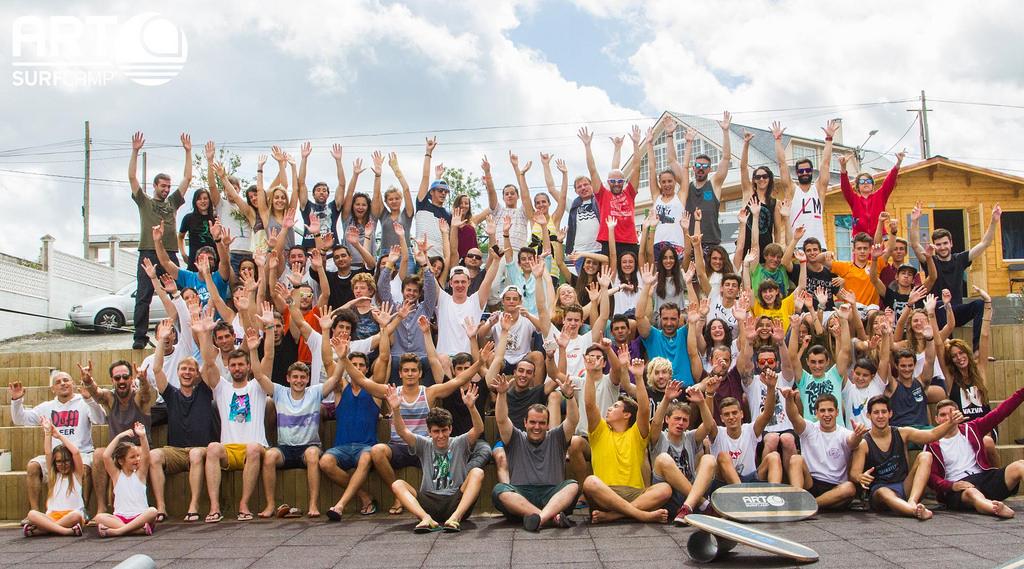 Éxito Total En Los Surf Camps De Adultos De Agosto