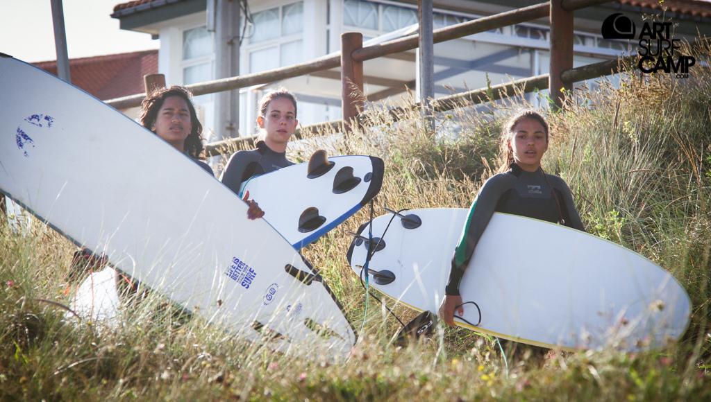 Las Diferentes Colas En La Tabla De Surf
