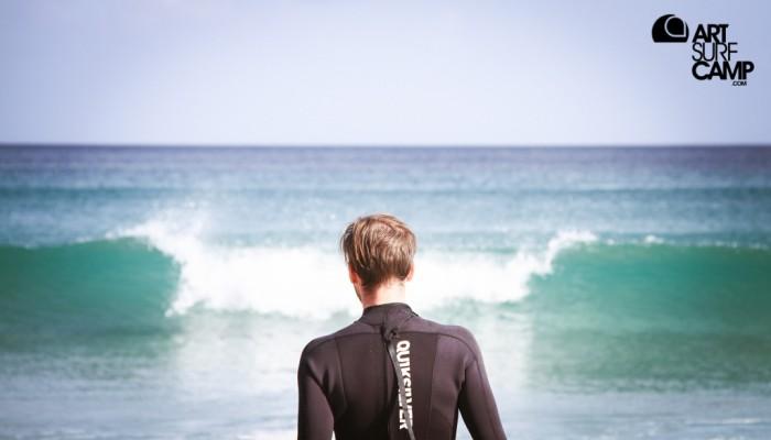 Practicar bodysurf - Artsurfcamp