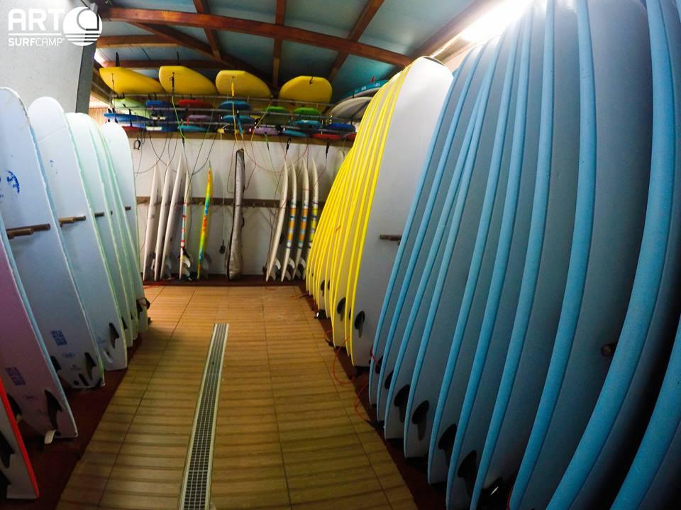 Cómo Elegir Una Tabla De Surf De Segunda Mano