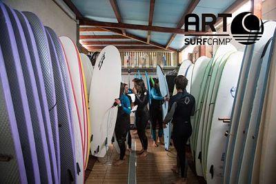 Tablas surf - Artsurfcamp